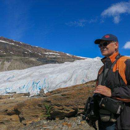 Svartisen ledājs