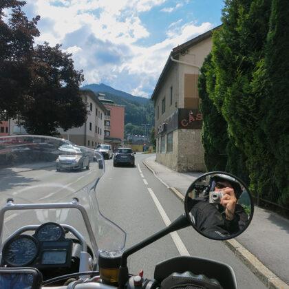 Pa ceļam uz Lihtenšteinas aizu
