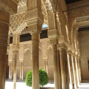 Alhambras pils, Granāda
