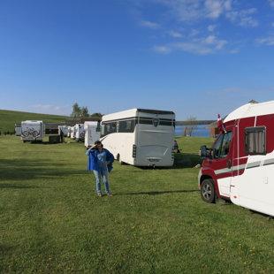 2017. gada kemperceļojumu sezonas atklāšanas pasākums Lietuvā 14., 15. maijā