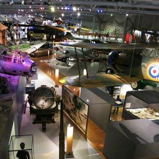 Bodo Aviācijas muzejs, Norvēģija