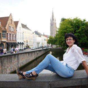 Pastaigājamies pa Briges pilsētu Beļģijā