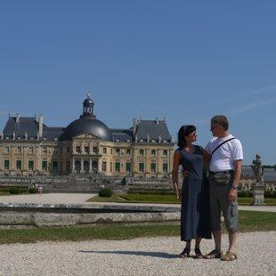 Chateau de Vaux le Vicomte  (Volevikontes pils)